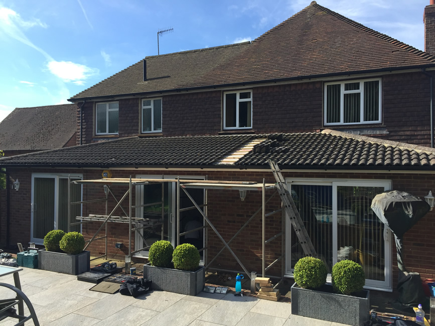 Modernizing the family home – Guildford | Surrey Roof Windows